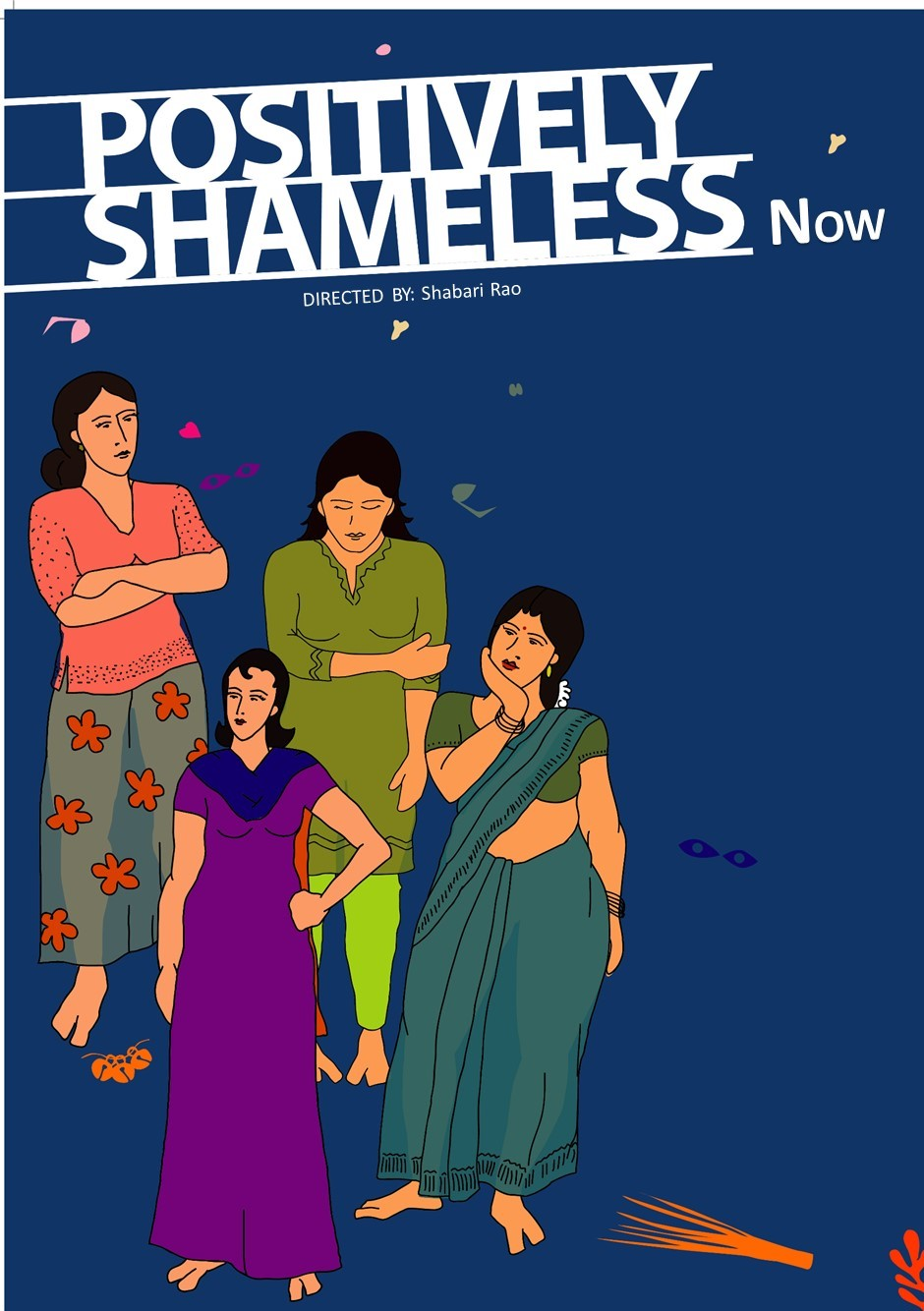 'Positively Shameless Now' Brings Workshop, Performance to Campus October 30 and 31