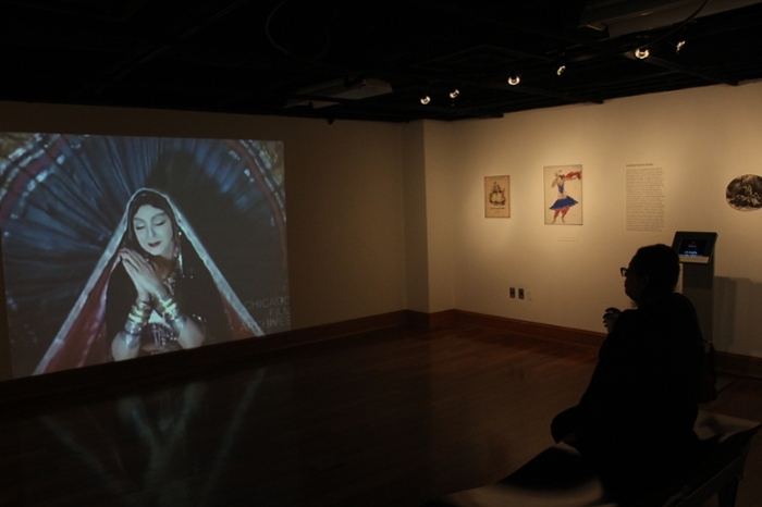 Inside the LookOut! Art Gallery's 'Figure of the Indian Dancer' Exhibit, Running Through Oct. 19