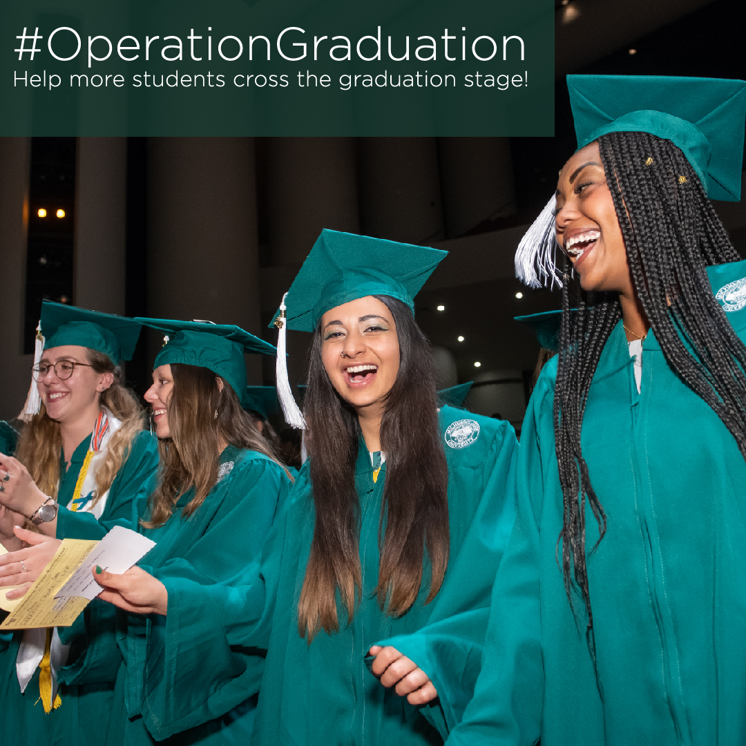 'Operation Graduation' Aims to Fund Scholarships