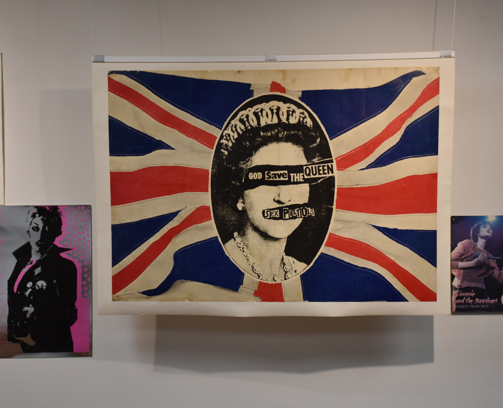 Exhibit: Inside 'Ripped & Torn: Punk at the Intersection'